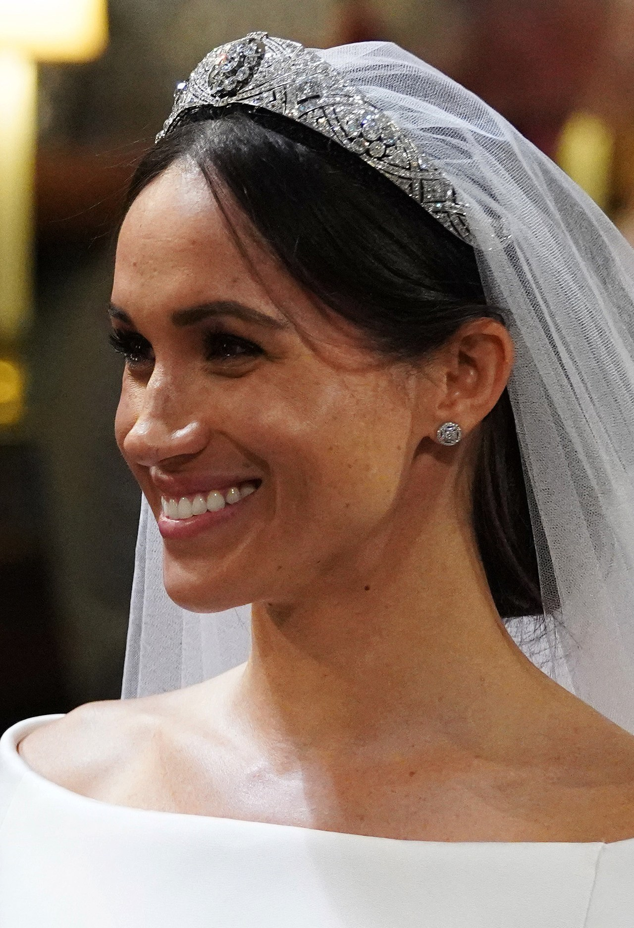 Meghan Markle May Wear a Tiara Again for the First Time Since the Royal Wedding 1