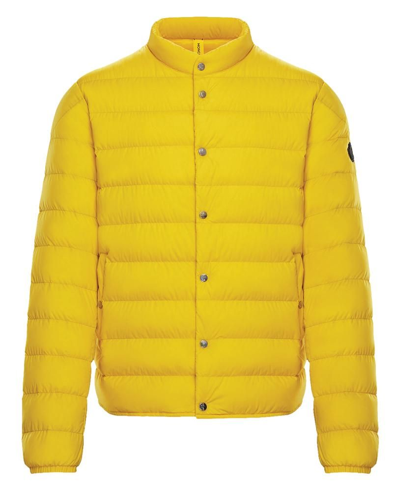 A jacket from The Yellow collection, at the pop-up Genius stores this month.