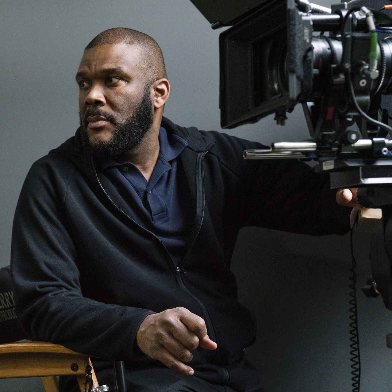 'It's just time,' Tyler Perry says of his plans to end his popular Madea movie franchise. 'There are other things I want to do and I've leaned on it a little bit too long.' His next film, 'Nobody's Fool,' opens this week.