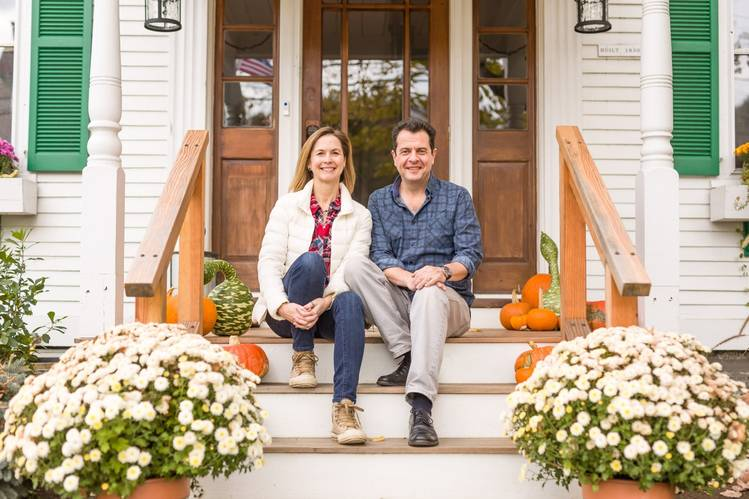 The couple purchased the inn in March for $1.2 million and spent another $400,000 on improvements.