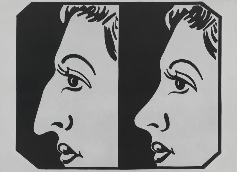 Andy Warhol's 'Before and After [4]' (1962)