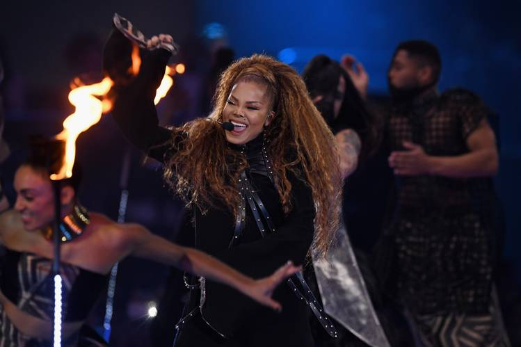 Janet Jackson is one of the seven acts joining the Rock & Roll Hall of Fame next year.
