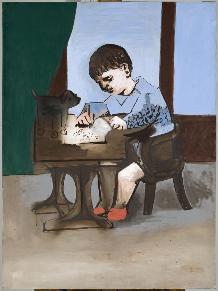Picasso's Grandson on His Five Favorite Paintings by the Master Artist