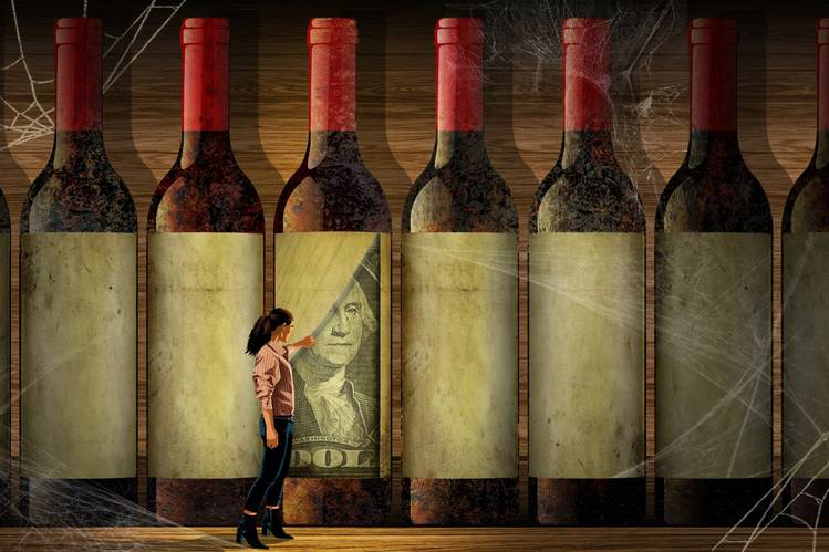 Is That Wine You've Been Hoarding Actually Valuable?