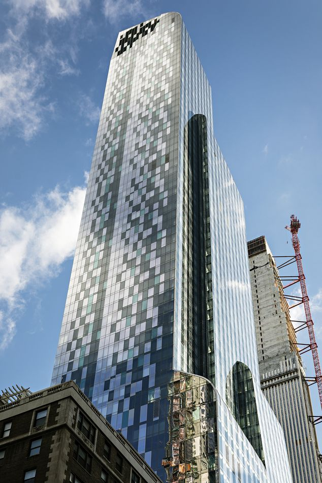 Completed in 2015, One57 helped turn nondescript 57th Street into 'Billionaires' Row.'
