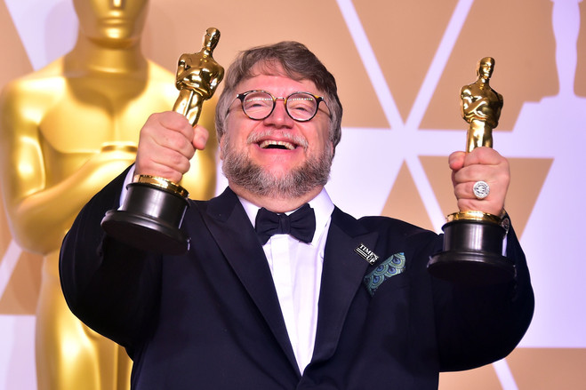 Guillermo del Toro, who won best director and best picture last year for 'The Shape of Water,' spoke out against announcing some awards during commercials.