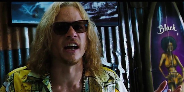 Heath Ledger in Lords of Dogtown