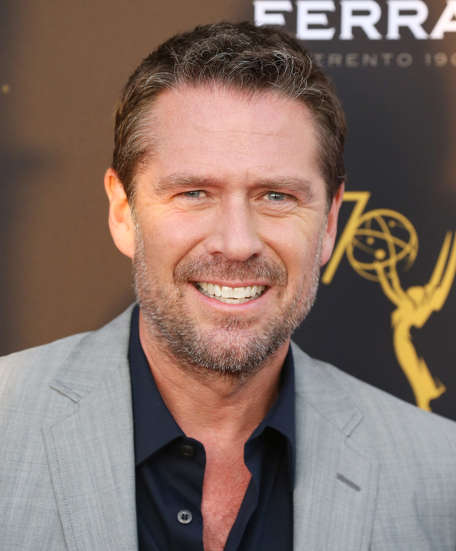 Alexis Denisof at an event in Los Angeles