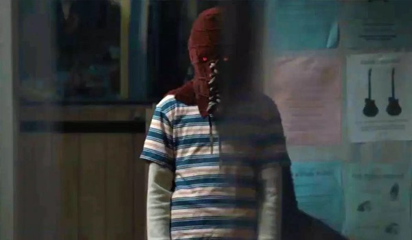 Brightburn kid in mask