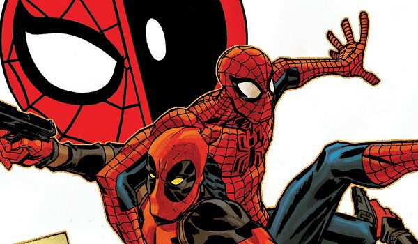 Spider-Man And Deadpool Marvel Comics