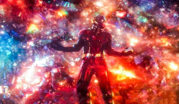 Ant-Man And The Wasp Scott trapped in the Quantum Realm