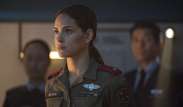 Adria Arjona in Pacific Rim Uprising