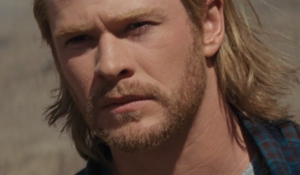 Chris Hemsworth as Thor in 2011 film