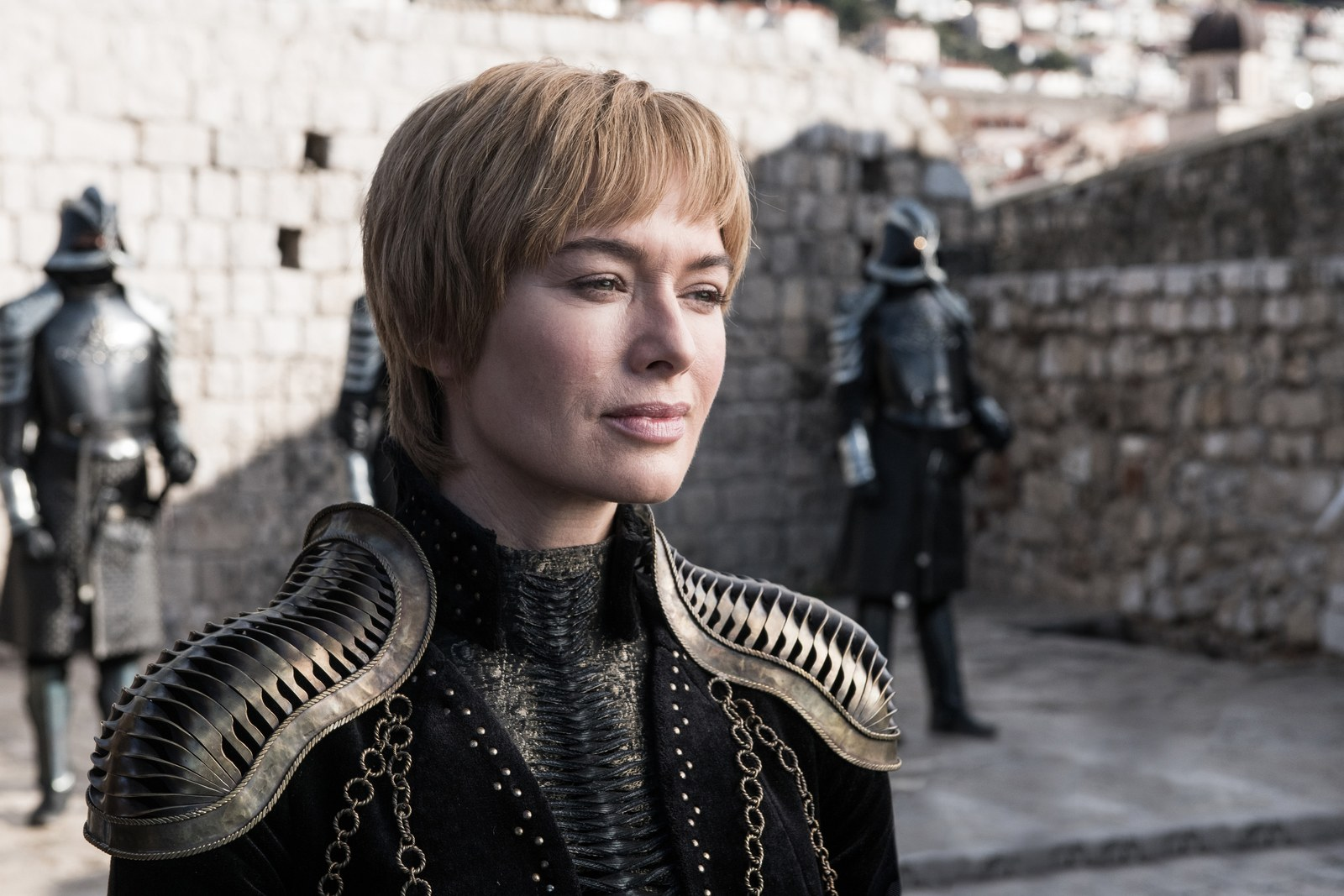 Lena Headey as Cersei on HBO's Game of Thrones