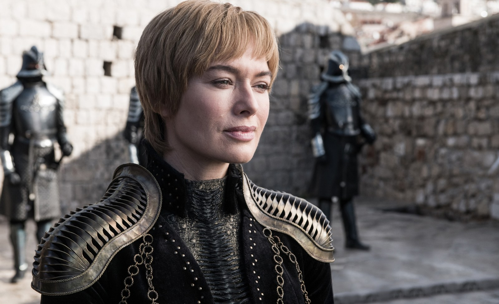 Lena Headey as Cersei on Game of Thrones.