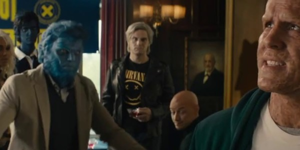 Evan Peters - Deadpool 2