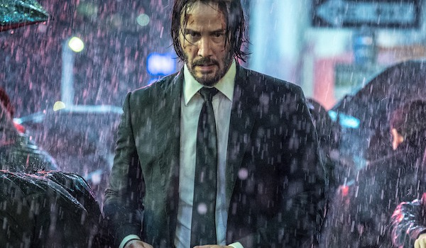 John Wick Keanu Reeves in John Wick Chapter 3 Parabellum