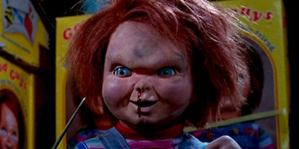 Chucky is a not about kid's stuff
