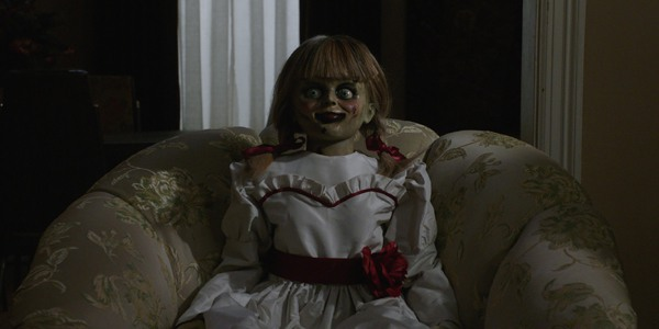 Annabelle of The Conjuring Universe was actually a possessed Raggedy Ann doll
