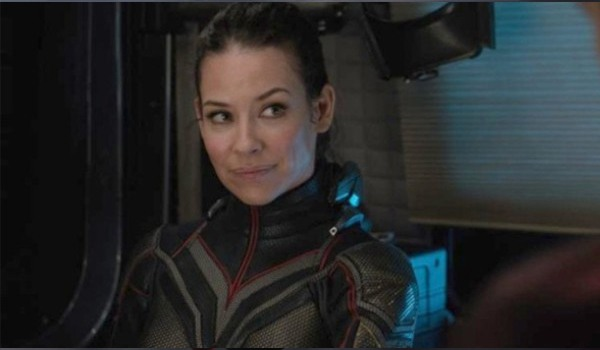 The Wasp in Ant-Man and the Wasp