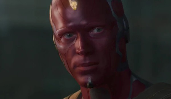 Vision in Avengers Age of Ultron