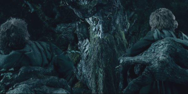 Treebeard - The Lord of the Rings: The Two Towers