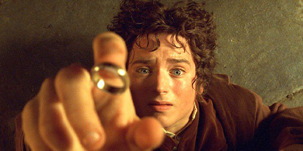 Elijah Woods - The Lord of the Rings: The Fellowship of the Ring