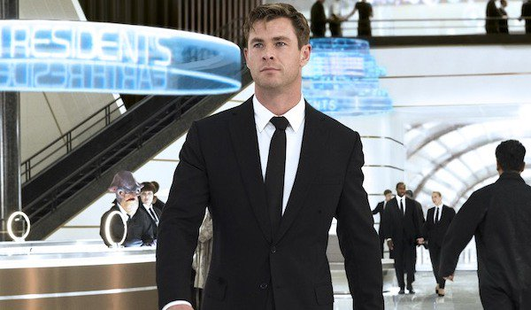 Chris Hemsworth in Men In Black International