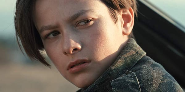 Edward Furlong as John Connor in Terminator 2