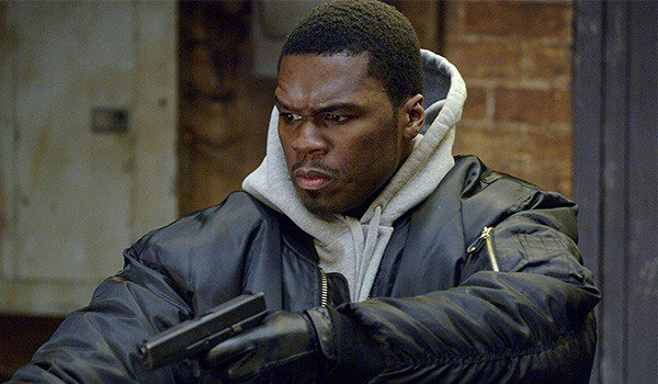 50 Cent stars in Get Rich Or Die Tryin'