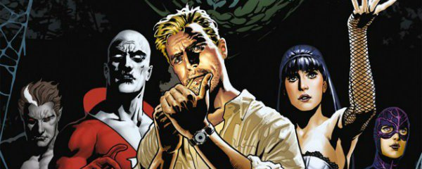 Justice League Dark Lineup