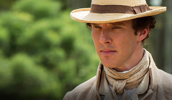 Benedict Cumberbatch as William Ford in 12 Years A Slave