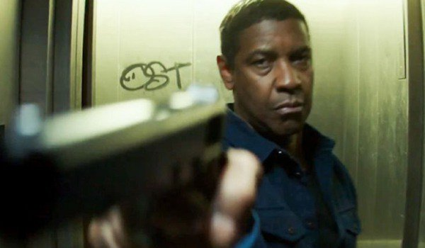 Denzel Washington is out for justice in The Equalizer