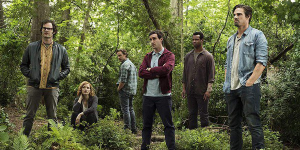 The Losers Club in IT Chapter Two