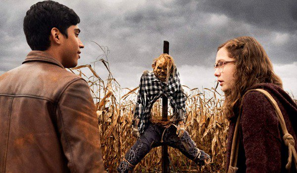 Scary Stories To Tell In The Dark Ramon and Stella discuss Harold in his corn field