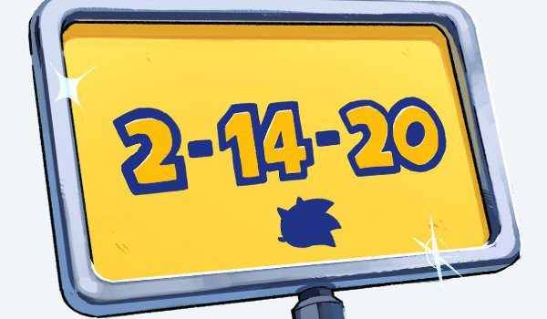 Sonic The Hedgehog new release date graphic