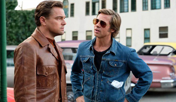 Once Upon A Time In Hollywood RIck Dalton Leonardo DiCaprio Cliff Booth Brad Pitt
