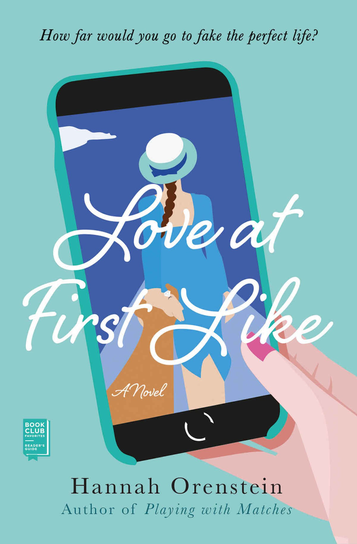 LOVE AT FIRST LIKE book cover