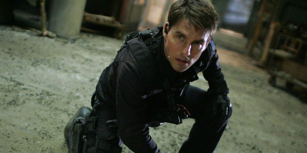 Tom Cruise - Mission: Impossible III