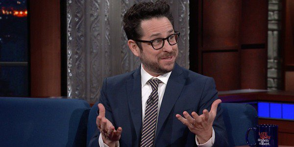 J.J. Abrams - The Late Show with Stephen Colbert