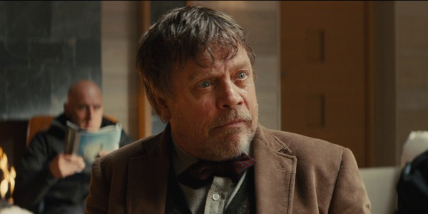 Mark Hamill: Kingsman: The Secret Service