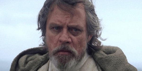Mark Hamill in newest Star Wars movie