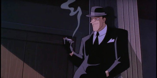 Pre-Joker in Batman: Mask of the Phantasm