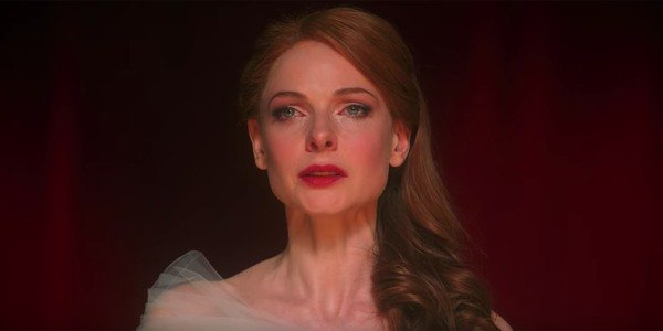 """Rebecca Ferguson Sings """"Never Enough"""" from the Greatest Showman"""