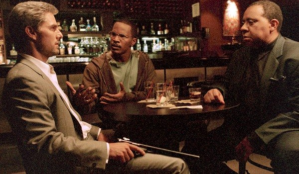 Collateral Tom Cruise Jamie Foxx