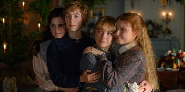 the sisters of Little Women