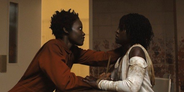 Lupita's duel roles in Us