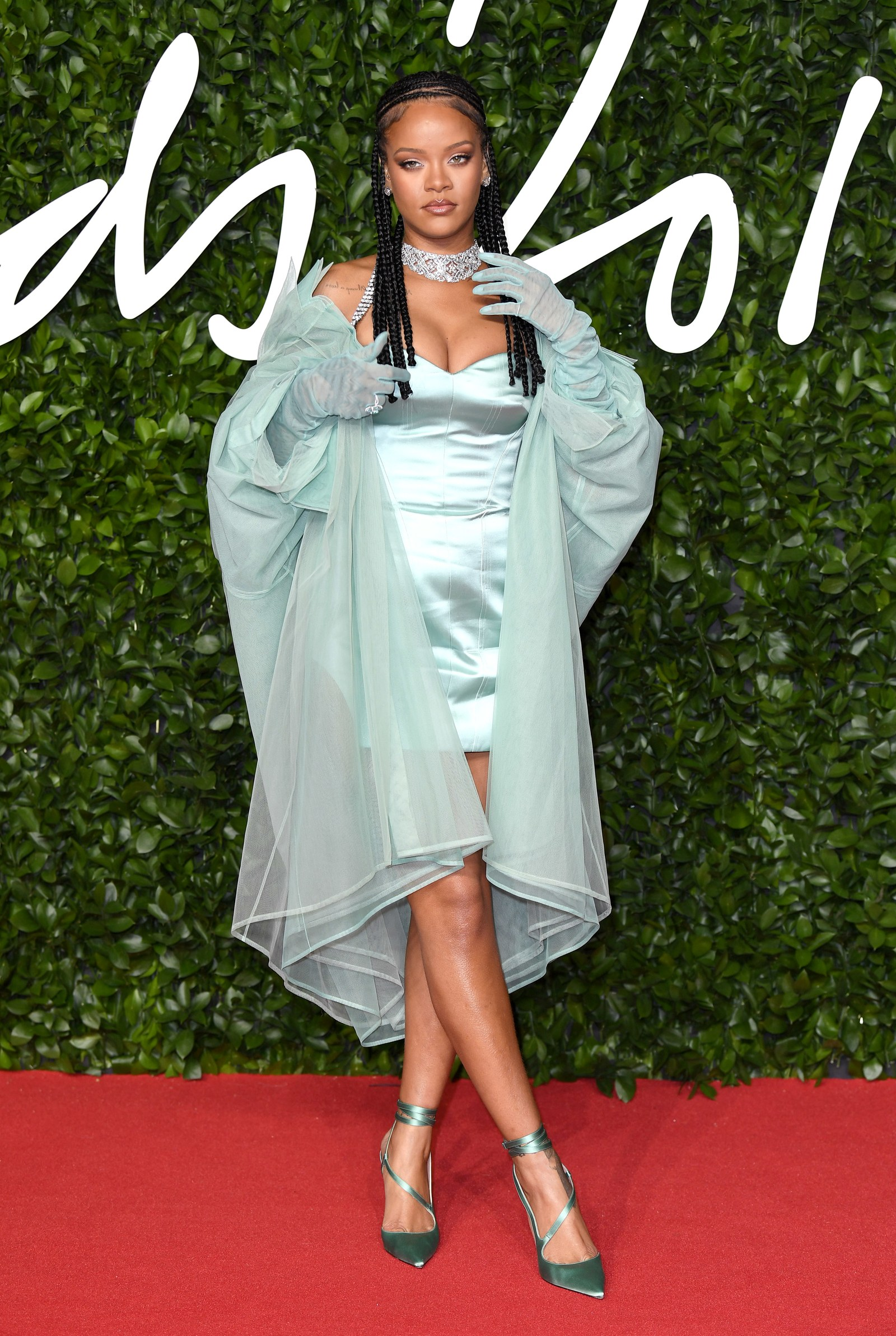 Rihanna Wins Her FirstEver Fashion Award For Fenty