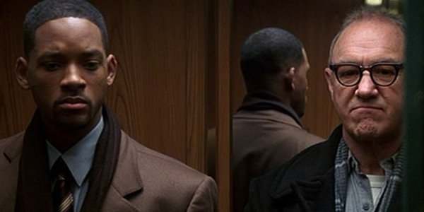 Will Smith teams with Gene Hackman in Enemy of the State