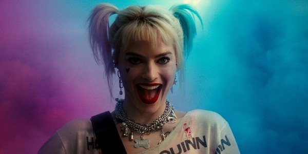 Margot Robbie as Harley Quinn in Birds Of Prey (And The Fantabulous Emancipation Of One Harley Quinn